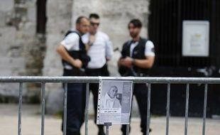 Le risque d'attentat est toujours élevé en France.