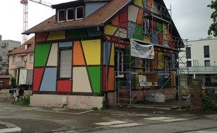 Strasbourg, le 8 juin 2016. - La Maison Citoyenne à Strasbourg.