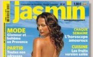 Une du magazine «Jasmin».