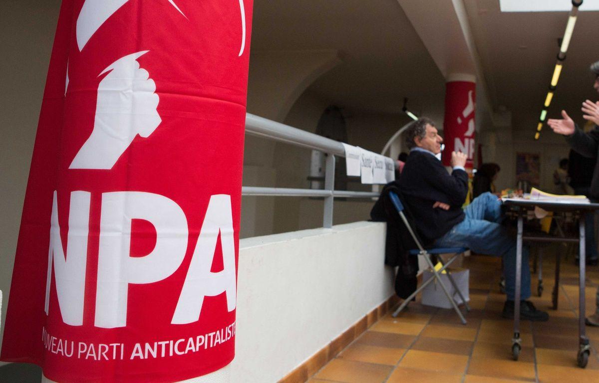 Illustration réunion NPA – Revelli-Beaumont / SIPA