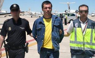 L'ex-chef militaire de l'organisation séparatiste basque espagnole ETA, Juan Ibon Fernandez Iradi dit