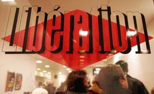 Le logo du journal «Libération».