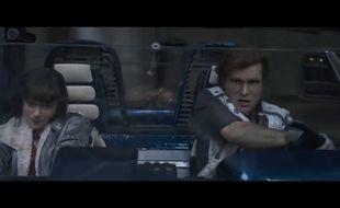 Harrison Ford dans «Solo : A Star Wars Story» grâce au deepfake.