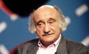 Le comédien et humoriste André Gaillard.