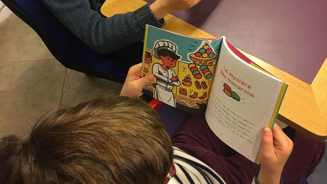 toulouse  enfin des livres sympas imagin u00e9s pour les enfants dyslexiques