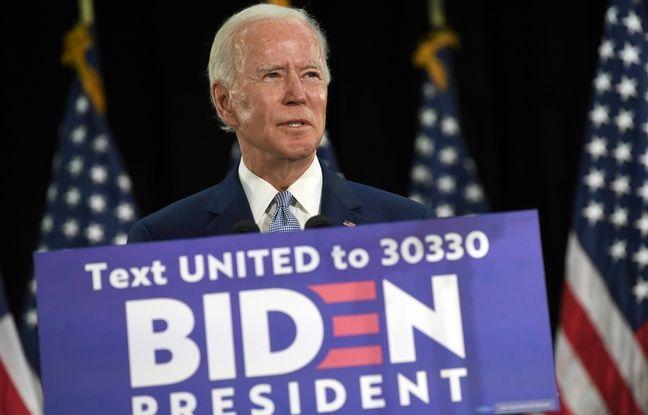Présidentielle américaine : Joe Biden désormais certain d'être désigné candidat démocrate