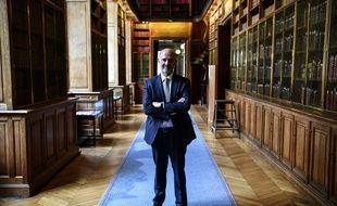 Pierre Moscovici, premier président de la Cour des comptes.