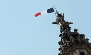 Le drapeau Français sera hissé au sommet de la cathédrale, en souvenir du serment de Koufra de 1941 (archives).