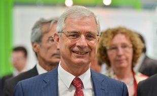 Claude Bartolone en juillet 2015 à Saint-Denis.