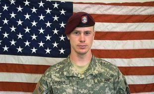 Une photo fournie par l'armée américaine le 1er juin 2014 montre le soldat Bowe Bergdahl avant sa capture par les talibans