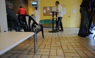 Nantes, le 14/11/2010 Des SDF au centre d hebergement et de reinsertion sociale de la Tannerie