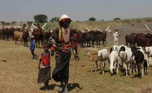 Femmes peules au Tchad.
