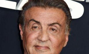 Sylvester Stallone, qui incarne notamment le personnage de Rambo, le 19 septembre 2019 à New York