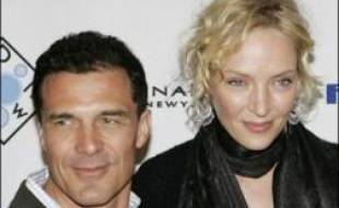 La comédienne Uma Thurman s'est séparée de l'hôtelier new-yorkais avec lequel elle avait une relation depuis plus de trois ans, a indiqué mardi le porte-parole de la star.