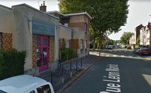 L'école Jules Guesde, à Roubaix.