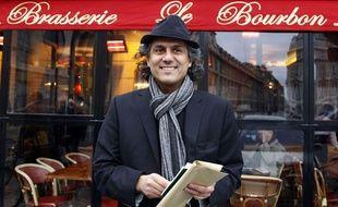 Rachid Nekkaz, le 3 janvier 2012 à Paris.