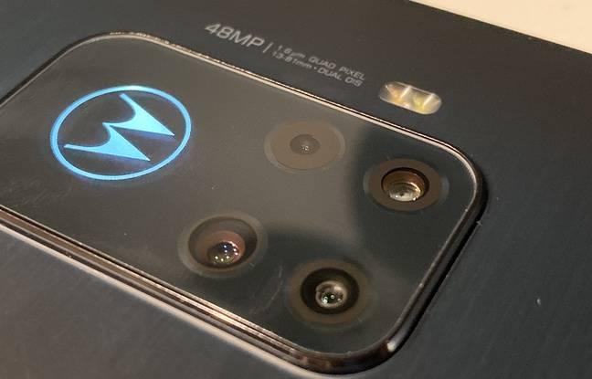 Le module principal du Motorola One Zoom utilise un capteur de 48 mégapixels.