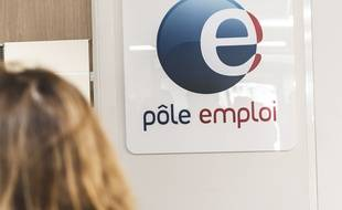 PENICAUD_2019_04_19 Deplacement a Nice - Pole emploi//DIDESFREDERIC_1131.4173/1904241803/Credit:Frederic DIDES/DICOM/SIPA/1904241805