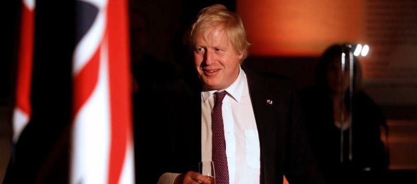 Le ministre des affaires étrangères britannique Boris Johnson le 18 janvier 2018. Peter NICHOLLS / POOL / AFP