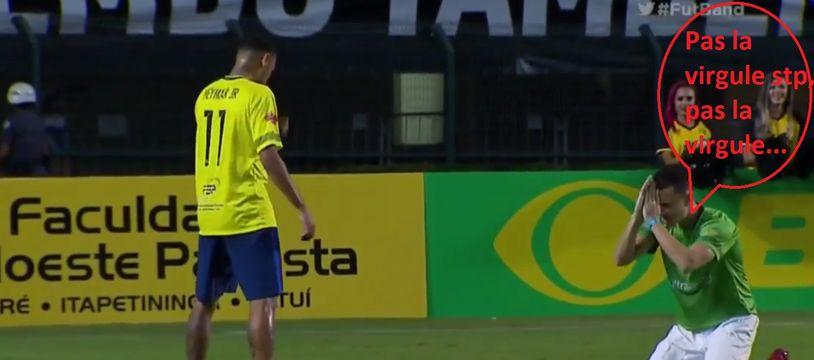 « J'en Neymar »