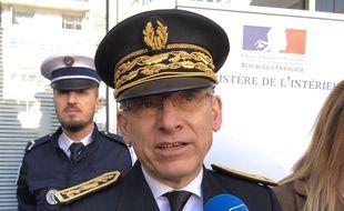 Emmanuel Barbe, nouveau préfet de police des Bouches-du-Rhône.