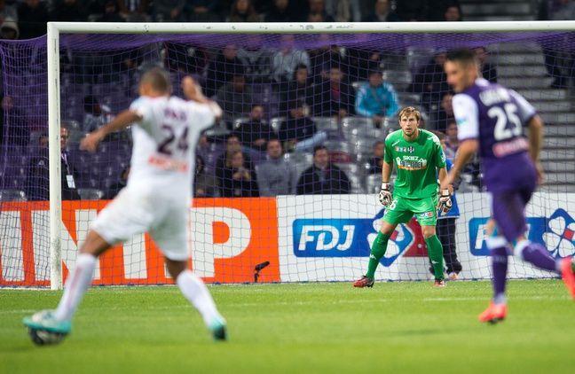 Lors du match de Coupe de la Ligue contre Bordeaux, le 28 octobre 2014 au Stadium. Le dernier match officiel de Vidal avec l'équipe professionnelle à ce jour.