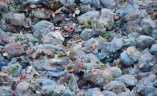 Soixante tonnes de détritus ont été découvertes dans une canalisation en Essonne (illustration).