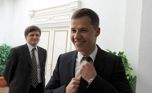 L'ex-ambassadeur Boris Boillon