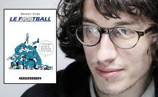 Bastien Vivès et son album « Le Football »
