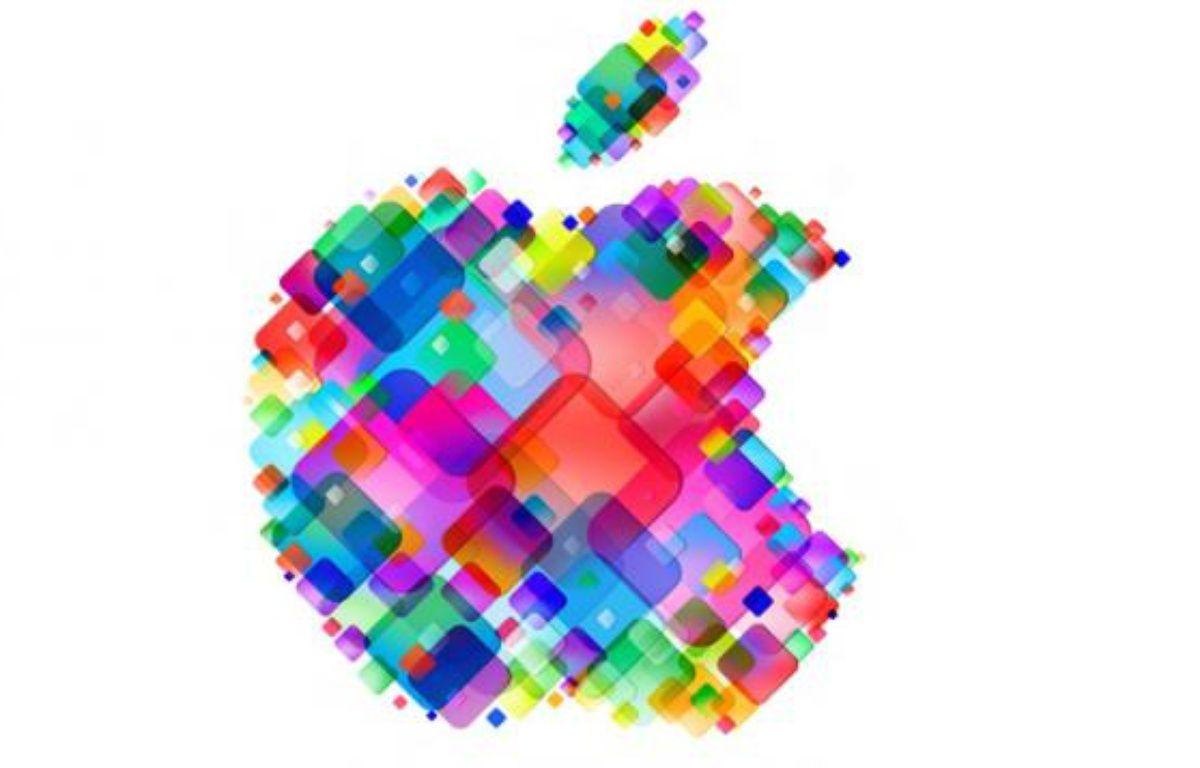 Le logo Apple pour le WWDC 2012. – DR