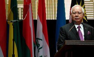 Le Premier ministre malaisien Najib Razak