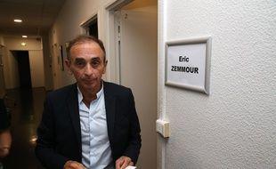 Le polémiste Eric Zemmour.