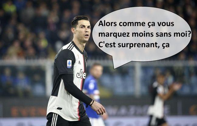 Thibault Courtois l'admet, Cristiano Ronaldo manque au Real Madrid