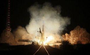 Le vaisseau cargo russe Progress M-14M avec un chargement de près de 2,6 tonnes s'est arrimé samedi à la Station spatiale internationale (ISS), a annoncé le centre russe de contrôle des vols spatiaux (Tsoup) dans un communiqué.