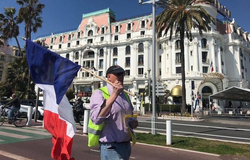 «Gilets jaunes» à Nice: «L'Etat agit contre les droits fondamentaux», ils ne digèrent pas l'interdiction de manifester