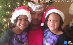 Rumain Brisbon, un homme noir tué par un policier blanc à Phoenix, Arizona, alors qu'il ne portait pas d'arme.