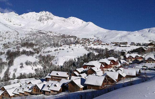 La petite commune de Saint François Longchamp se trouve sur le versant nord de la vallée de Maurienne.