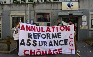Manifestation à Lyon en juin 2020.