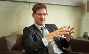 Pascal Canfin, ministre délégué auprès du ministre des Affaires étrangères, chargé du Développement.