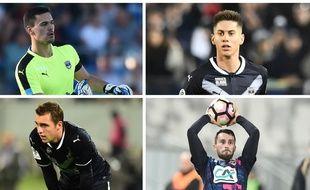 Prior, Pellenard, Vada et Gajic ne jouent pratiquement pas cette saison.