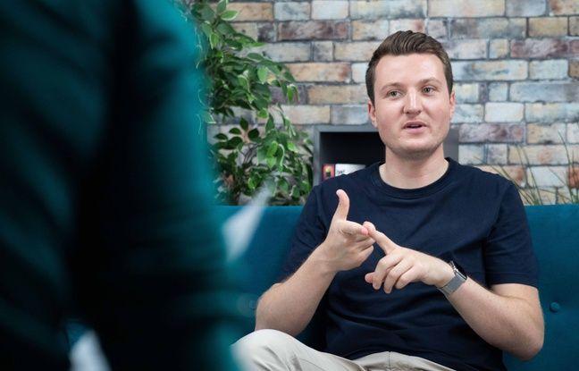 Guillaume Rozier, le créateur de CovidTracker et de Vitemadose.