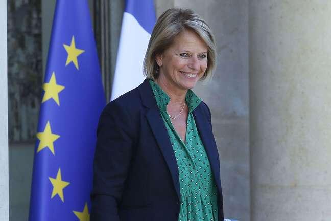 Brigitte Bourguignon, ministre LREM déléguée à l'Autonomie.
