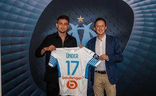 Cengiz Ünder arrive sous forme de prêt