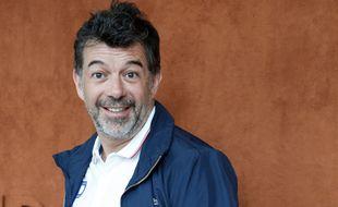 L'animateur Stéphane Plaza