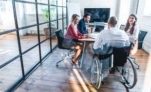 L'employeur se doit d'accompagner son salarié quel que soit son handicap.