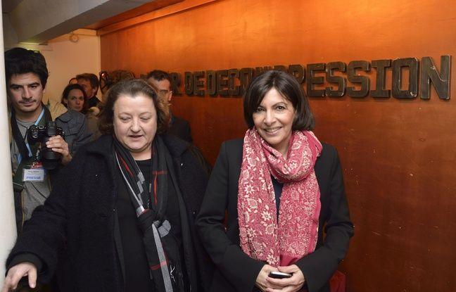 Municipales 2020 à Paris: La maire du 20e, ex-soutien d'Anne Hidalgo, rejoint Benjamin Griveaux
