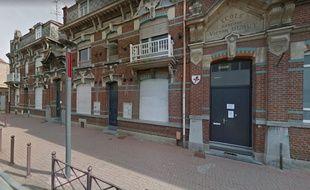 Le groupe scolaire Duruy-De Comines, à Lille.