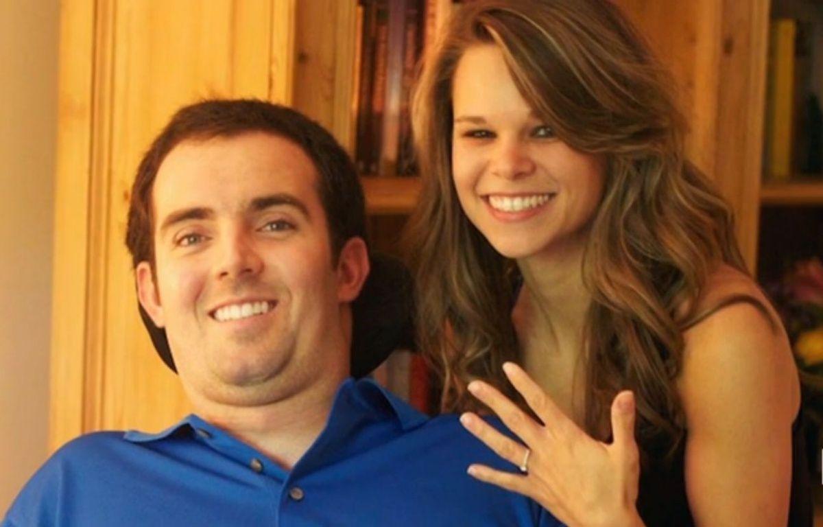 Le jeune homme, tétraplégique après un tragique accident de voiture, va épouser son amour d'enfance. – Usa Today