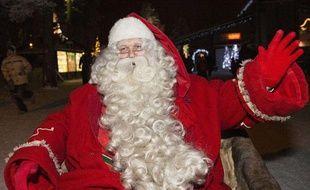 Le Père Noël (le vrai).