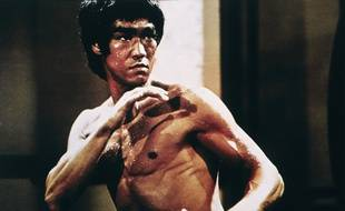 L'acteur Bruce Lee